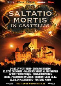 Saltatio Morti - In Castellis 2017