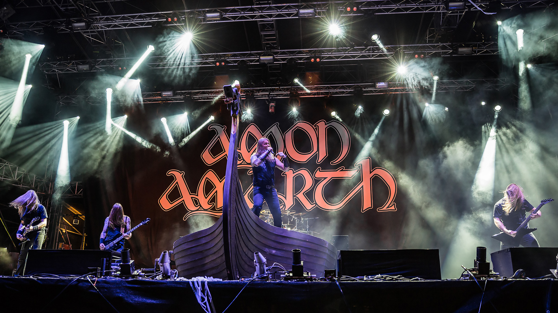 Amon Amarth @ Summer Breeze 2017