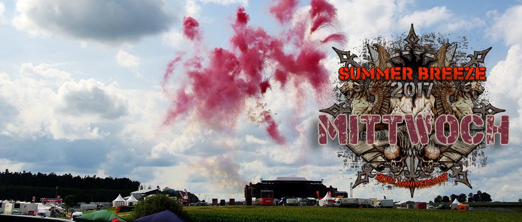 Summer Breeze Open Air 2017 - Mittwoch
