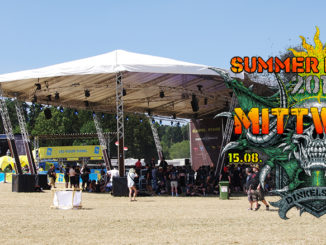 Summer Breeze Open Air 2018 - Mittwoch