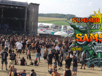 Summer Breeze Open Air 2018 - Samstag