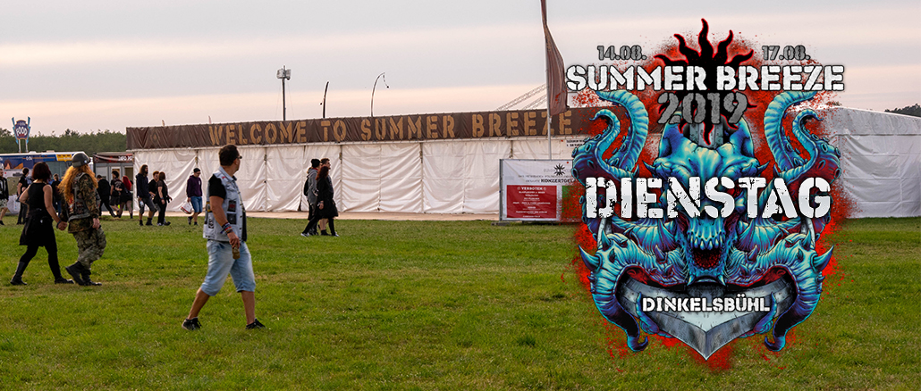Summer Breeze 2019 - Bericht Dienstag