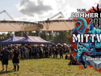 Summer Breeze 2019 - Bericht Mittwoch